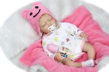 Realistic Looking Reborn Baby Girl Doll New Born Toddler Lifeike 22 Inch 55cm