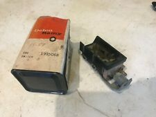 NOS 55 56 57 Chevy GMC Truck Head Light Switch Delco Remy 12 Volt 1995068 GM SK