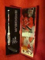 2007-08 McDonalds Star Sticks Martin Brodeur New Jersey Devils Collectible