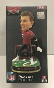 Rob Gronkowski Tampa Bay Buccaneers FIRE THE CANNONS Limited Edition Bobblehead
