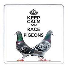 Racing Pigeon COASTER TAZZA MAT, corrispondenza TAZZA disponibili può essere personalizzato