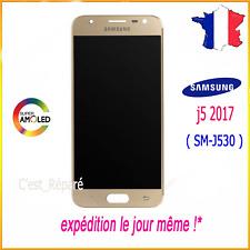 AMOLED Ecran LCD Tactile Samsung Galaxy J5 2017 SM-J530F J530FN + Adhésif GOLD