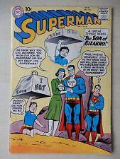 DC Comics - Superman Comic Book - No. 140 - October 1960