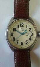 invicta vintage collection calendar all st.steel wr 100mt model 5464 men's watch