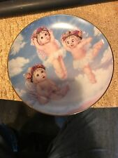 The Hamilton Collection-Heavenly Pirouettes-Dreamsicles Plate-Numbered