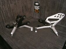 BMW S1000RR S1000 RR 2010-12  FRONT HANGERS AND PEGS  LHS & RHS