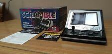 Grandstand Scramble Vintage Video Game Portable Handheld Console Collectors Item