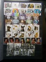 GB 2010 Commemorative Stamps~Year Set~Fine Used~ex fdc~no m/s~UK Seller