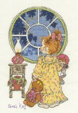Sarah Kay Bedtime Estelle Counted Cross Stitch Kit
