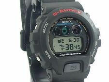 100% AUTHENTIC CASIO CLASSIC BLACK G-SHOCK DW6900-1 $80 BRAND NEW ORIGINAL BOX