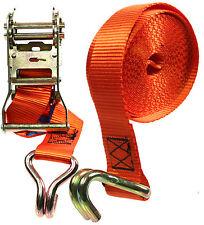 XLPT 1 cinghia 35mm a nottolino rinforzato con 2 ganci lunghezza 5m