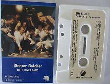 LITTLE RIVER BAND LRB SLEEPER CATCHER AUSTRALIAN RELEASE CASSETTE TAPE