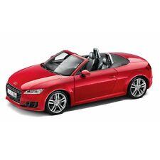 Minichamps - 1/18 Audi TT Cabrio Roadster 2014 - Tango Red - New
