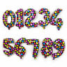 ANIMALS NUMBER FOIL BALLOONS KIDS PARTY BIRTHDAY WEDDING DECOR BALLOON DELICATE