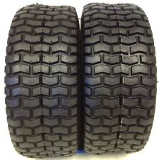 2 13X6.50-6  TURF LAWN MOWER TIRES HEAVY DUTY 4 PLY  NEW TIRES 13 650  6