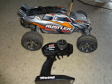 TRAXXAS RUSTLER VXL BRUSHLESS (RTR, almost)