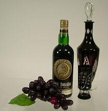 Vino ROSSO VINO RED WINE 1971 Birthday compleanno CARTE D'OR GRAND Roussillon (6)