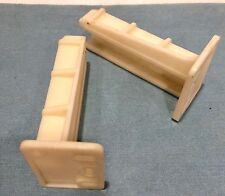 1 Pair Of Blum Mounting Brackets Cabinet  Hardware Drawer L602301 & R602300
