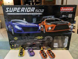 Joysway Superior 502 1/43 Slot Car Racing Set