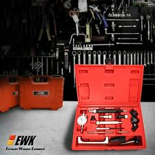 EWK Diesel Fuel Injection Pump Timing Tool 12pc Set VW BMW Audi Bosch Ford
