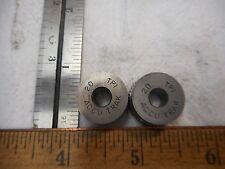 Quick knurling wheels 27//32 2.0 pitch 90Deg straight Titanium Nitride coated SPI