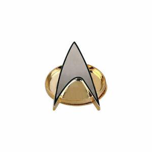 Star Trek Abzeichen Der Nächsten Generation Communicator Magnetische Brosche Pin
