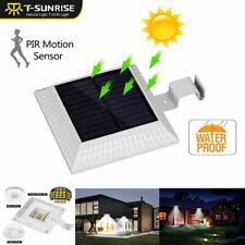12LED Solar Powered Light Outdoor Garden Security Wall Fence Gutter Yard Lights