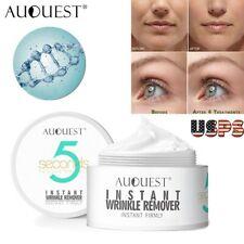 Peptide 5 Seconds Wrinkle Cream Anti-Aging Wrinkle Face Eye Serum Moisturizer Us