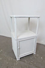 Lloyd Loom Bedside Tables & Cabinets with Cupboard