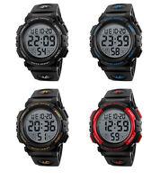 SKMEI Mens Military Sport Multi Function Outdoor Alarm Chrono Waterproof Watch