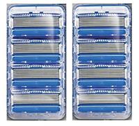 Schick Hydro 5 Refill Razor Blade, 8 Cartridges (Unboxed)