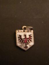Anhänger für ein Bettelarmband Wappen Tirol
