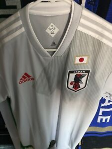 2018 Japan World Cup Away Football Shirt (Soccer Jersey)