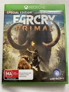 Far Cry Primal - Microsoft Xbox One - Tested Free Tracked Shipping ⛴!