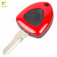 1 Button Replacement New Remote Key Shell Case Fob for Ferrari F430,Without Logo