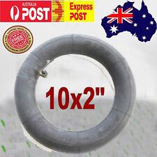 10x2.0 Inch Bent Schrader Valve Stem Inner Tube for Pram Stroller Kid Bike - AU