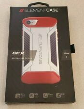 ELEMENT Case Apple iPhone 7/8 CFX White/Red New