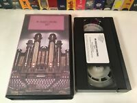 * Mr. Krueger's Christmas Family Drama VHS 1980 James Stewart TV Special LDS