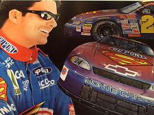 "RARE! JEFF GORDON  1999 SUPERMAN ""AIR GORDON AUTOGRAPHED LITHOGRAPH WITH COA"