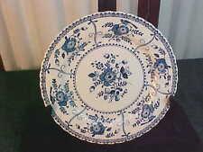Johnson Bros. Indies Blue & White Decorative Ironstone Dinner Plate