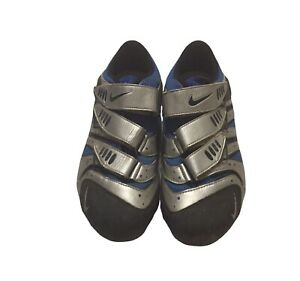 Nike ACG Mens YVR III 3 Black blue Silver Cycling Mountain Shoes size 8