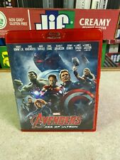 LIGHTLY USED (Played Once) BLU-RAY DVD Disc Marvel AGE OF ULTRON #2