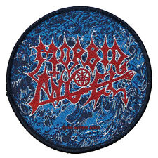 Morbid ANGEL-ricamate * immagini of Madness * - Patch tessuti death metal 9 cm