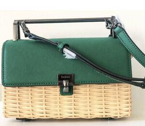 Botkier Lennox Crossbody Bag Green