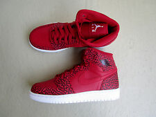 Nike Air Jordan 1/i retro High premium bg 39 Gym red/white-Team Red-White