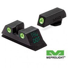 Meprolight Tru-Dot Green Tridium Night Sight Glock  .380 G42, G43  ML10220