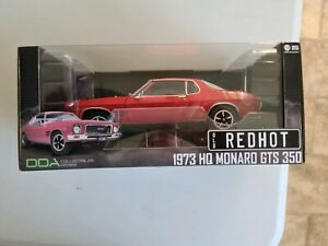 1/24 scale hq holden monaro by dda collectables