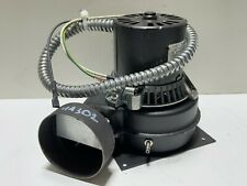 Fasco Draft Inducer Blower Motor 7021-6376 Type U21B 1/50 HP 120V used #MA302