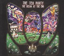 TEA PARTY - THE OCEAN AT THE END CD ~ JEFF MARTIN~STUART CHATWOOD~BURROWS *NEW*