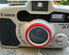 CANON SURE SHOT A1 WATERPROOF CAMERA Underwater Vintage 35mm
